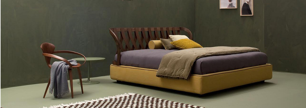 Twils, Modern, Bed Natural