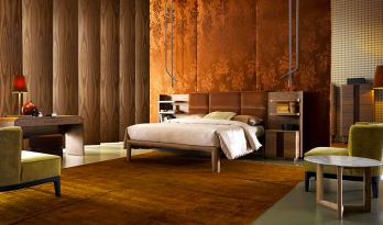 Letto York by Grilli Modern