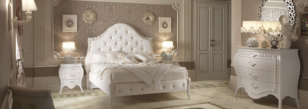 Classic, Stilema, La Belle Epoque, Bedroom